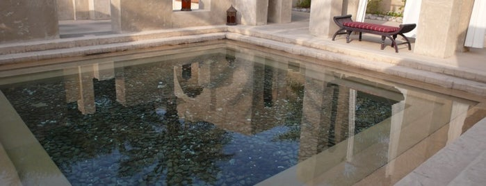 Bab Al Shams Desert Resort is one of Explore Dubai.