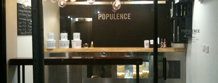 Populence is one of New York to dos.