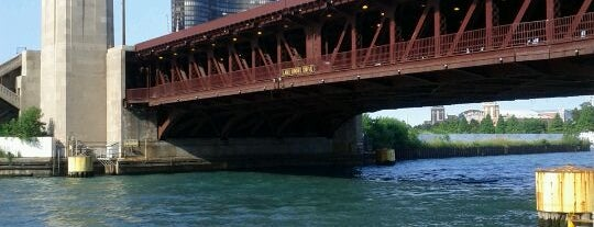 Lake Shore Drive Bridge is one of 2 do list # 2.