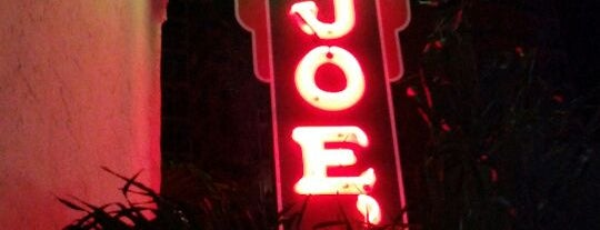 Joe's Stone Crab is one of When in Miami....