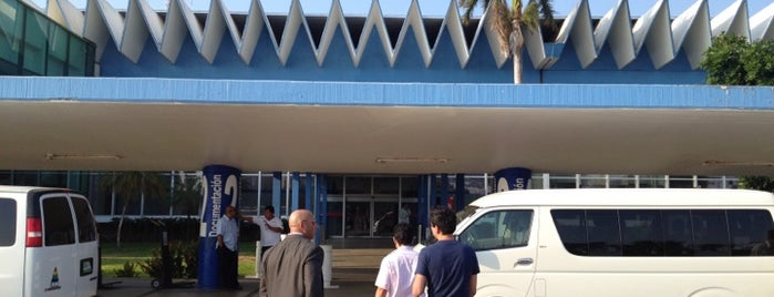 Aeropuerto Internacional de Acapulco (ACA) is one of Other Airports.