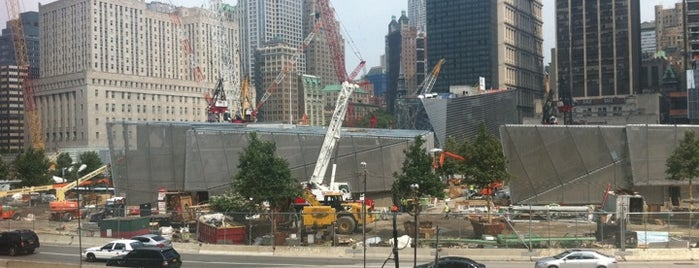 National September 11 Memorial & Museum is one of Favorite FREE NYC Outdoors.