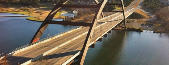 360 Bridge (Pennybacker Bridge) is one of Austin's Best Great Outdoors - 2012.