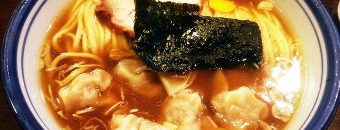 麺屋 はやしまる is one of ラーメン!拉麺!RAMEN!.