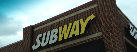 Subway is one of Places to Go in CU.
