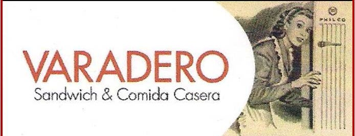 Varadero is one of Restaurantes, Bares, Cafeterias y el Mundo Gourmet.