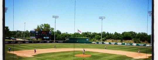 Baylor Ballpark is one of Baylor Venues.
