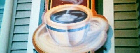 Carpe Diem Coffee & Tea Co. is one of Time to Eat.