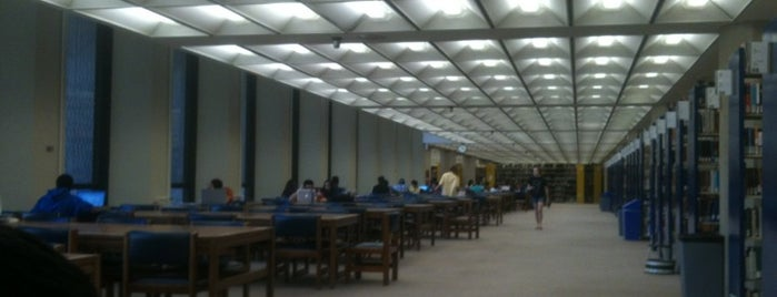Perry-Castañeda Library (PCL) is one of Austin To-Do's.
