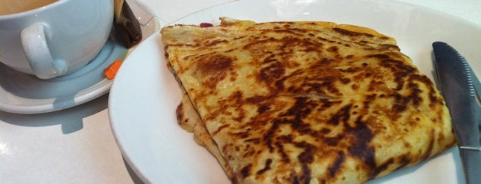 Lemon Crêpe & Coffee Company is one of Dublin for Foodies.