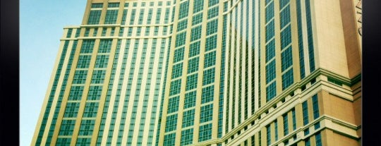 The Venetian Palazzo Resort Hotel & Casino is one of Vegas Death March.