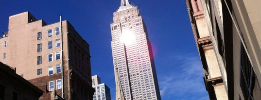 Empire State Building is one of New York City's Must-See Attractions.