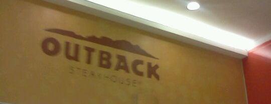 Outback Steakhouse is one of Best places in São Bernardo do Campo, Brasil.