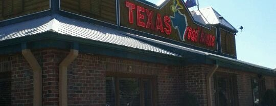 Texas Roadhouse is one of Places I Like : ).