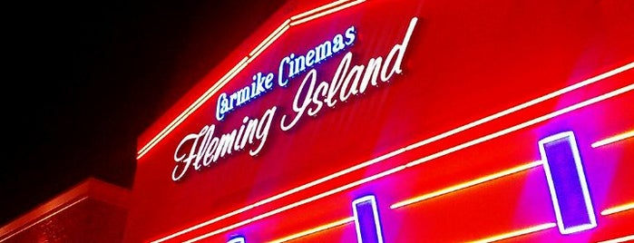 Carmike Fleming Island 12 is one of A local's guide: 48 hours in Fleming Island, Fl.