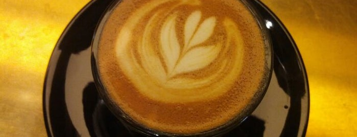 Kava Cafe is one of Best coffee. Period..