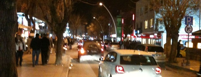 7. Cadde is one of BURSASPOR 4sq.