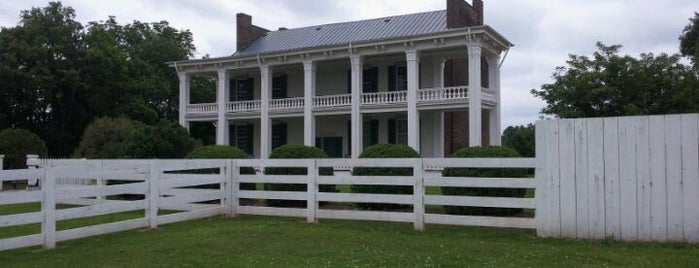 Carnton Plantation is one of Best Places to Check out in United States Pt 4.