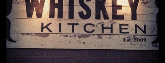 Whiskey Kitchen is one of Favorite Food.