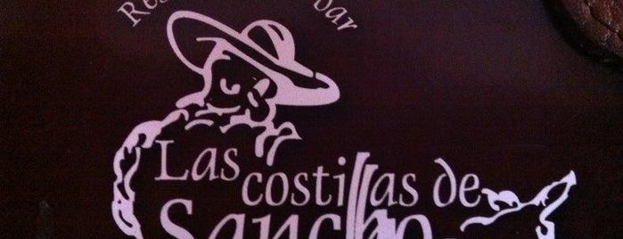 Las Costillas de Sancho is one of Comida.