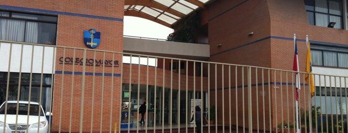Colegio Mayor is one of Peñalolén.