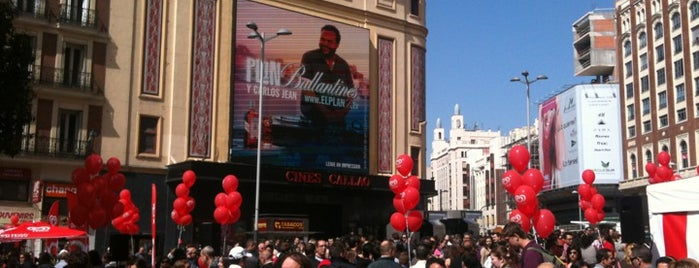 Cines Callao - Callao City Lights is one of Top picks for Movie Theaters.