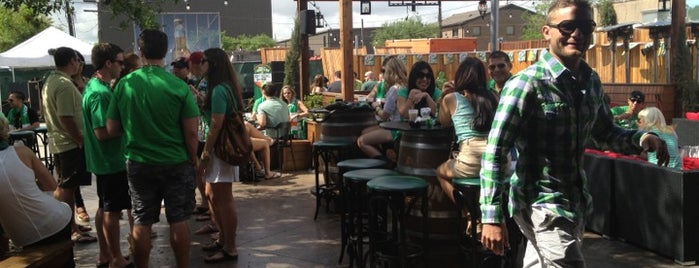 Celtic Gardens is one of Houston's Best Beer - 2012.