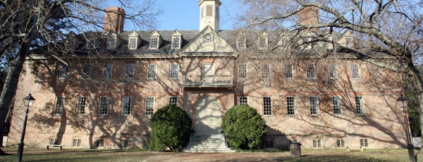 Wren Building and Courtyard is one of Academic Buildings.