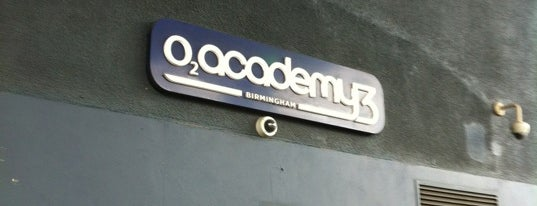 O2 Academy Birmingham is one of Places that make me happy.