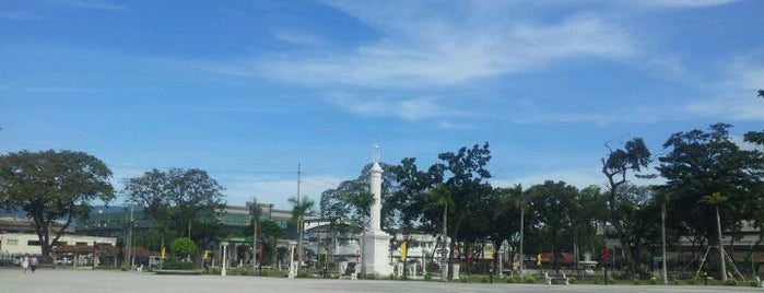 Plaza Independencia is one of Certified Cebu.
