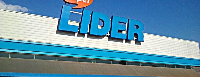 Hiper Lider is one of Lider región Metropolitana.