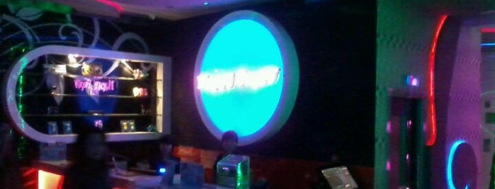 Happy Puppy is one of Karaoke Lounge in Makassar.