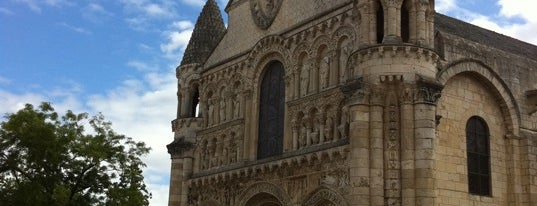 Église Notre-Dame la Grande is one of Guide to Poitiers's best spots.
