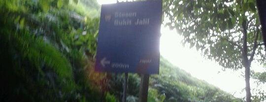 Bukit Komenwel Park is one of enday.
