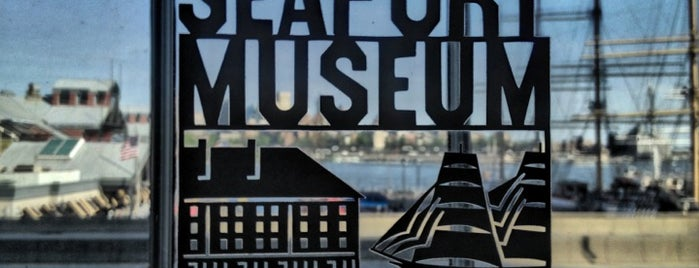 South Street Seaport Museum is one of museums NYC.
