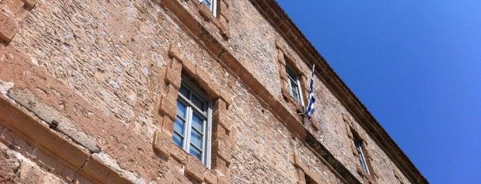 Αρχαιολογικό Μουσείο Ναυπλείου (Archeological Museum of Nafplion) is one of Ελλαδα.