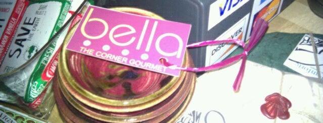 Bella is one of A Foodie Dream a la Lewisburg.