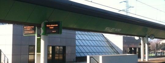 Stazione Bollate Nord is one of Linee S e Passante Ferroviario di Milano.