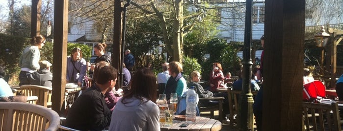 The Spaniards Inn is one of London's best pubs & bars.