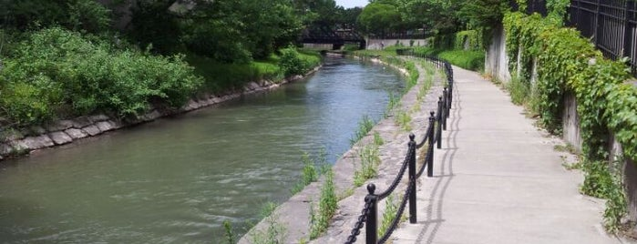 Onondaga Creekwalk is one of The Best of Syracuse #visitUS.