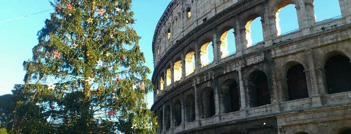 Colosseum is one of Top 10 historical sights.