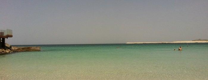Jumeira Beach is one of Explore Dubai.