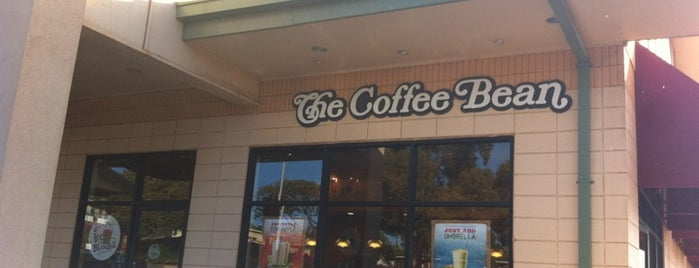 The Coffee Bean & Tea Leaf is one of La tour de Coffee Bean.