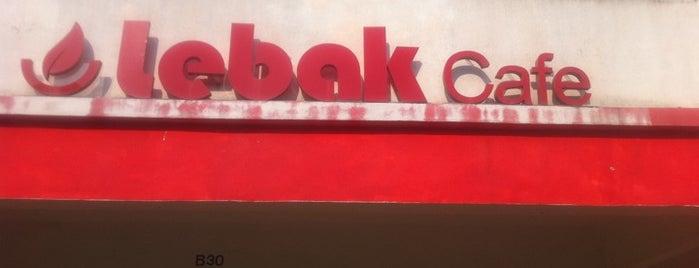 Lebak Café is one of Makan @ Pahang #1.