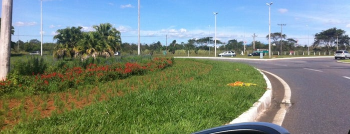 Balão do Aeroporto is one of Lugares....