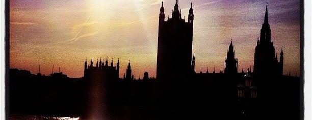 Westminster Bridge is one of My United Kingdom Trip'09.