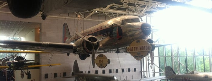 National Air and Space Museum is one of Must-visit Arts & Entertainment in Washington.