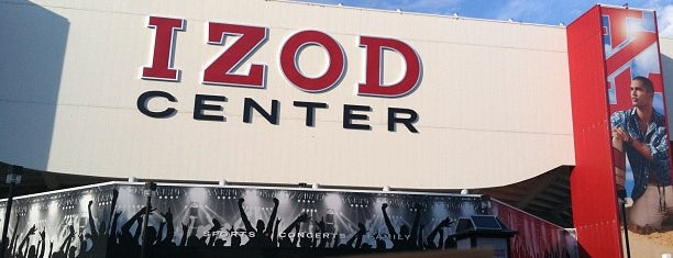 Izod Center is one of My favorites for Stadiums.