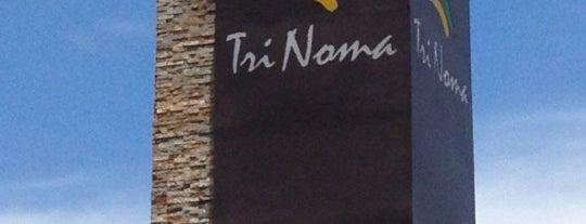TriNoma is one of Malls.