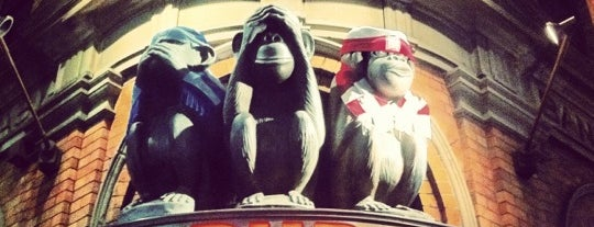 3 Wise Monkeys is one of Sydney Pubs.